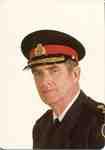 Kenneth Skerrett, Chief of Police: Burlington 1962-1973; Halton Region 1973-1981, ca 1975
