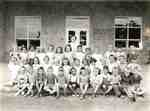 Glenwood School, Grade 1 class (Miss Herma Bailey), October 1947