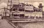 Royal Hamilton Yacht Club, Burlington Beach, ca 1910