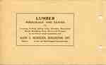 """""""Souvenir: Burlington School"""" booklet, [page 12], 1912"""
