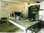Ireland House kitchen, ca 1990