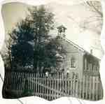S. S. # 4 Nelson, Fishers Corners School, ca 1900