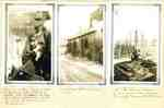 """Page 2 of """"The Seigneury"""" Scrapbook, Old Quebec City photographs,ca 1930"""