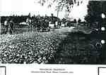 Macadam Road Work, Dundas Street (Provincial Highway 5), Nelson Township, 1926, view 6