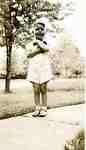 Russ Woodley, Balmoral Avenue, ca 1935