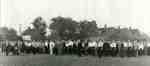Burlington Home Guard, Burlington High School grounds, May 1940