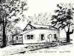 """The Cottage Shop"" at Gore and Junction Streets,  now 2096 Lakeshore Road,"