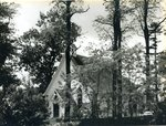 St Luke's Anglican Church, ca 1950