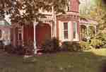 The Davis - Burt - Robson house on the northwest corner of Brant and Caroline Streets, ca 1971