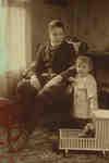 Elgin and Lillian Garry, ca 1918