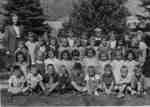 Maplehurst School Grade 1 class (Miss Jeffries), 1949