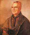 Portrait of Joseph Brant, Thayendanegea, by Ezra Ames, 1806
