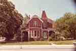 Davis - Burt - Robson house, northwest corner of Caroline and Brant Streets, ca 1971