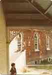 468 Locust Street, verandah detail. 1978