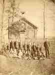 S. S. # 4 Nelson, Fishers Corners school, ca 1880