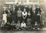 S. S. # 4 Nelson, Fishers Corners school, ca 1938