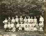 S. S. # 4 Nelson, Fishers Corners school, ca 1930