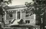 Souvenir Folder, Public Library, Brant Street, ca 1918