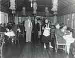 Nelson Township Reeve's Inaugural Luncheon, The Estaminet,  January 1956