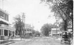 Brant St., Burlington, Ont. -- view of 2 hotels