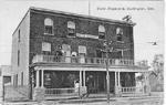 Hotel Raymond, Burlington, Ont. -- Exterior