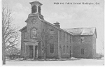High and Public School, Burlington, Ont.  -- Exterior
