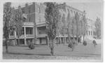Hotel Brant, Burlington, Ont -- Exterior, west end