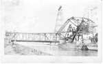 Channel & Bridge; postmarked August 24, 1929