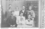 Fisher Family --Kilgours and Aunt Mill [ca. 1891] or 1910??