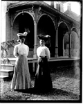 Marion and Mary LePatourel, 1902-3