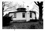 Pickett Octagonal house, 6103 Guelph Line, 1988
