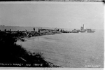 "Brown's Wharf and the ""Ivan-R"", Aldershot, ca 1910"