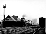 Grand Trunk Railway station at Aldershot, ca 1930s