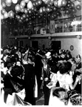 Dancing in the Lido Deck, Brant Inn, Eve of New Year 1947