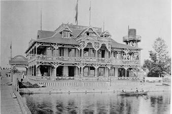 Royal Hamilton Yacht Club, ca 1910