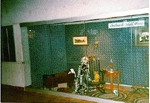 "Burlington Historical Society  Showcase Display: ""Christmas at Ireland House"", 1988"