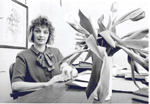 Executive Director of the Burlington Branch, Canadian Mental Health Association, Jennifer Childs, 1987