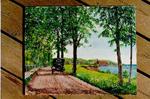 Lakeshore Road, Highway 2 by Lake Ontario
