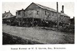 W. T. Glover's Basket Works, Freeman, 1902
