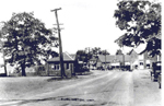Water Street at Brant Street, looking west,  ca 1920