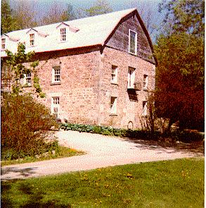 The Lowville Mill, built in 1834 for James Cleaver