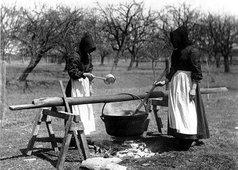 """""""Soft soap making"""", 1911"""