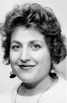 Halton Women's Place Executive Director Ascenza Laventzis, 1986
