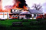 La Salle Park Pavilion fire, 19 May 1995