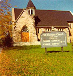 St. George's Anglican Church, Lowville, 1975