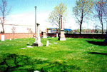 Union Burial Grounds, Plains Road East, 1997