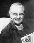 Frances Isabella Alton (1889-1971), ca 1960