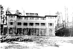 Wabasso Park (renamed La Salle Park in 1923) Bath House, ca 1925