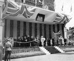 Royal Visit -- King George VI and Queen Elizabeth visit Hamilton, 1939