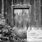 Door, Dakota Mill, Cedar Springs Road, 1974